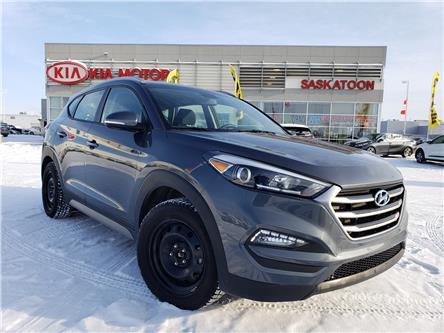 2018 Hyundai Tucson SE 2.0L (Stk: P4653) in Saskatoon - Image 1 of 27
