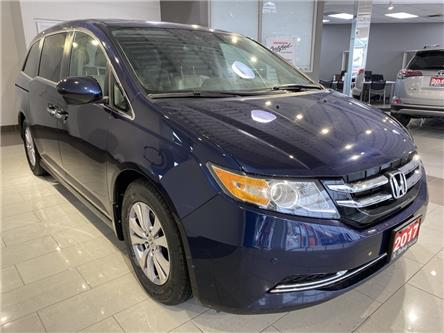 2017 Honda Odyssey EX-L (Stk: 16610A) in North York - Image 1 of 19