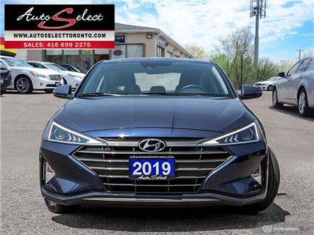 2019 Hyundai Elantra Preferred w/Sun & Safety Package (Stk: QA917H2) in Scarborough - Image 2 of 28