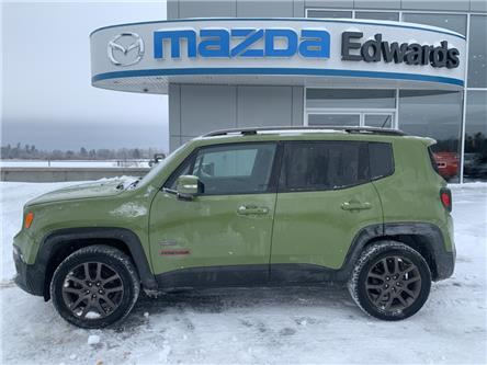 2016 Jeep Renegade North (Stk: 22190) in Pembroke - Image 1 of 13