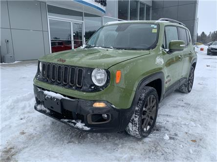 2016 Jeep Renegade North (Stk: 22190) in Pembroke - Image 2 of 13