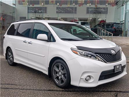 2017 Toyota Sienna  (Stk: 29797A) in Markham - Image 1 of 22