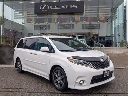 2017 Toyota Sienna  (Stk: 29797A) in Markham - Image 2 of 22