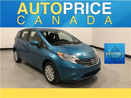 2015 Nissan Versa Note 1.6 S (Stk: F0721) in Mississauga - Image 1 of 28