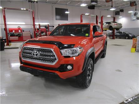 2017 Toyota Tacoma TRD Off Road (Stk: 1991481 ) in Moose Jaw - Image 1 of 29