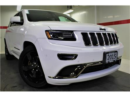 2015 Jeep Grand Cherokee Overland (Stk: 299998S) in Markham - Image 1 of 30