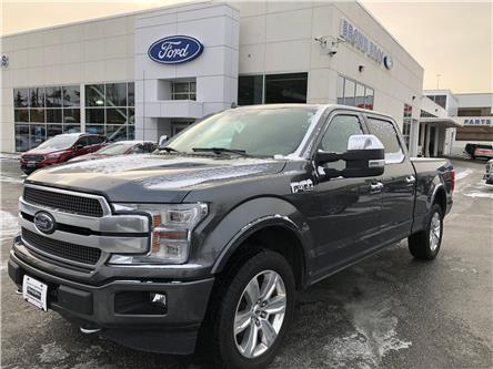 2018 Ford F-150 Platinum (Stk: 1961172A) in Vancouver - Image 1 of 26