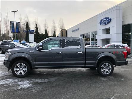 2018 Ford F-150 Platinum (Stk: 1961172A) in Vancouver - Image 2 of 26