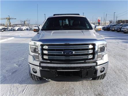 2014 Ford F-150 Lariat (Stk: U-3059) in Kapuskasing - Image 2 of 10