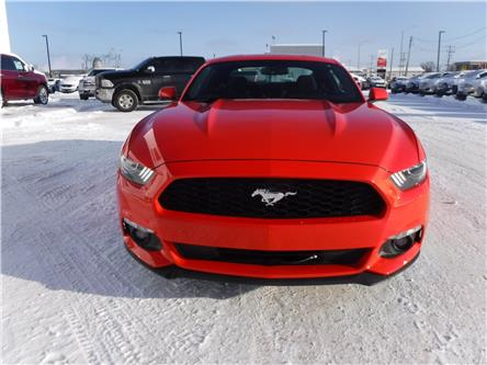 2016 Ford Mustang V6 (Stk: U-4157) in Kapuskasing - Image 2 of 8