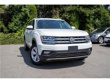 2019 Volkswagen Atlas 3.6 FSI Comfortline (Stk: KA502063) in Vancouver - Image 1 of 22
