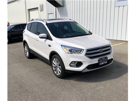 2017 Ford Escape Titanium (Stk: HUA26710) in Wallaceburg - Image 1 of 15
