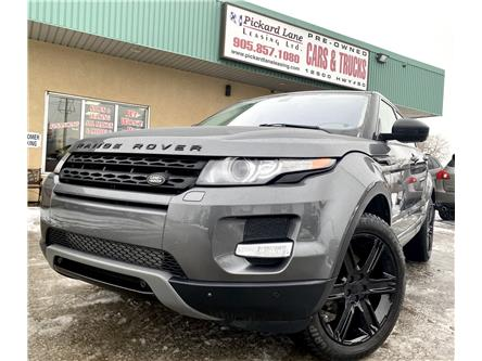 2015 Land Rover Range Rover Evoque Pure Plus (Stk: 032784) in Bolton - Image 1 of 26