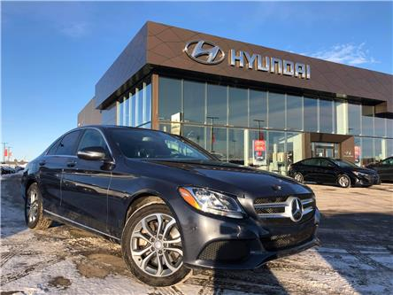 2015 Mercedes-Benz C-Class Base (Stk: H2473A) in Saskatoon - Image 1 of 20
