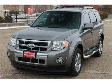 2012 Ford Escape Limited (Stk: 2001001) in Waterloo - Image 1 of 27