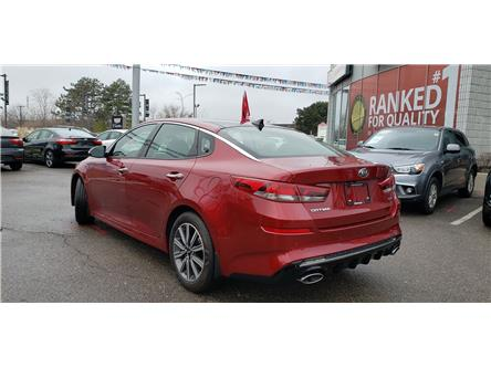 2019 Kia Optima EX Tech (Stk: OP19011) in Mississauga - Image 2 of 10