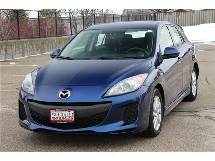 2012 Mazda Mazda3 Sport GS-SKY (Stk: 1912607) in Waterloo - Image 1 of 26