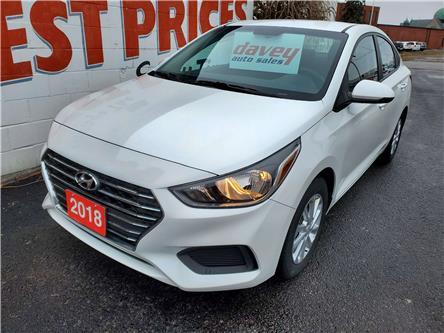 2018 Hyundai Accent GL (Stk: 20-030) in Oshawa - Image 1 of 14
