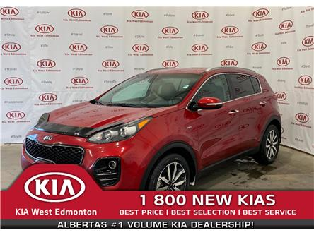2017 Kia Sportage EX (Stk: 21478A) in Edmonton - Image 1 of 30