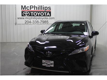 2020 Toyota Camry XSE (Stk: U912037) in Winnipeg - Image 2 of 26