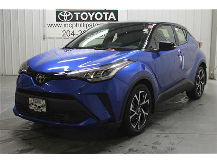 2020 Toyota C-HR XLE Premium (Stk: 1066172) in Winnipeg - Image 1 of 23