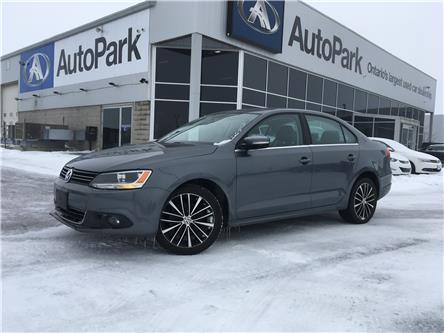 2013 Volkswagen Jetta 2.0 TDI Highline (Stk: 13-51955MB) in Barrie - Image 1 of 25