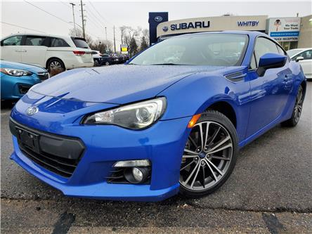 2016 Subaru BRZ Sport-tech (Stk: 20S179A) in Whitby - Image 1 of 18