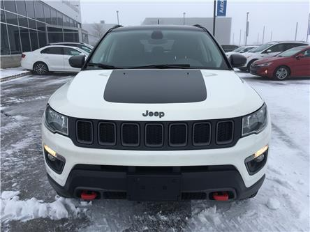 2018 Jeep Compass Trailhawk (Stk: 18-17232RJB) in Barrie - Image 2 of 26