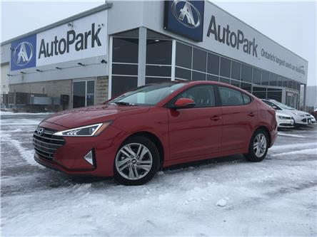 2019 Hyundai Elantra Preferred (Stk: 19-24783RJB) in Barrie - Image 1 of 26