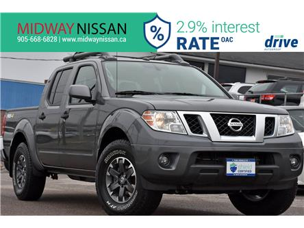 2019 Nissan Frontier PRO-4X (Stk: U1959R) in Whitby - Image 1 of 32