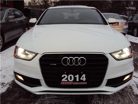 2014 Audi A4 2.0 Progressiv (Stk: ) in Ottawa - Image 2 of 30
