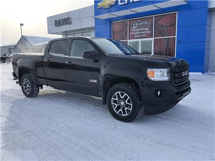 2018 GMC Canyon All Terrain w/Cloth (Stk: 201063) in Claresholm - Image 1 of 20