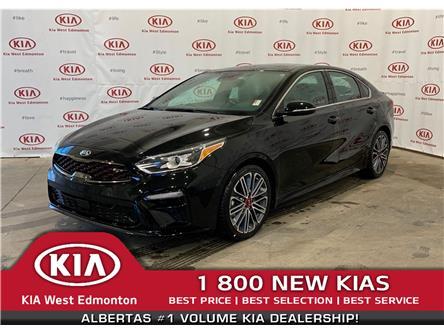 2020 Kia Forte GT (Stk: 21956) in Edmonton - Image 1 of 31