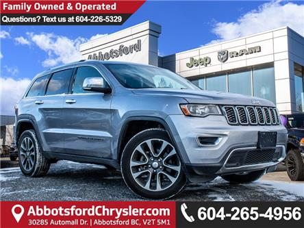 2018 Jeep Grand Cherokee Limited (Stk: AB0994) in Abbotsford - Image 1 of 24