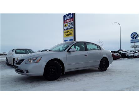 2004 Nissan Altima 2.5 S (Stk: P617) in Brandon - Image 1 of 18