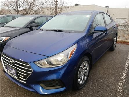 2018 Hyundai Accent LE (Stk: OP10578A) in Mississauga - Image 1 of 7