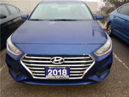 2018 Hyundai Accent LE (Stk: OP10578A) in Mississauga - Image 2 of 7