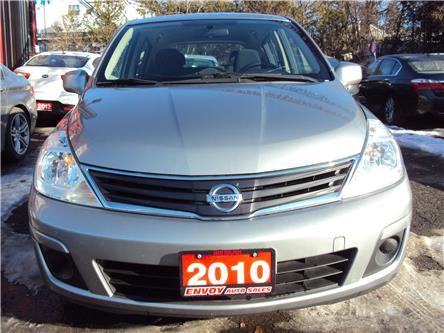 2010 Nissan Versa 1.8S (Stk: ) in Ottawa - Image 2 of 20