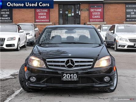 2010 Mercedes-Benz C-Class Base (Stk: ) in Scarborough - Image 2 of 28