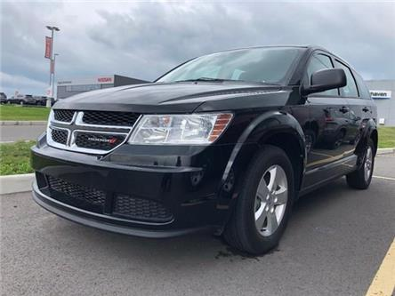 2017 Dodge Journey CVP/SE (Stk: D1096) in Ottawa - Image 1 of 10