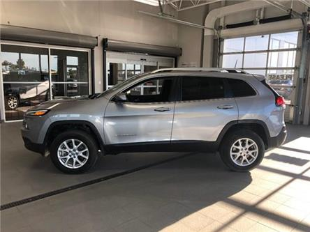 2017 Jeep Cherokee North (Stk: D1255) in Ottawa - Image 2 of 20