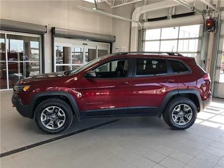 2019 Jeep Cherokee Trailhawk (Stk: XD215) in Ottawa - Image 2 of 20