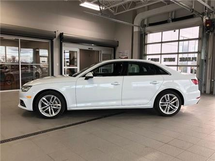 2018 Audi A4 2.0T Technik (Stk: 20451) in Ottawa - Image 2 of 20