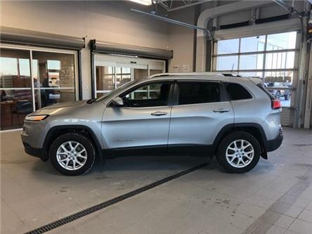 2017 Jeep Cherokee North (Stk: P1049) in Ottawa - Image 2 of 20