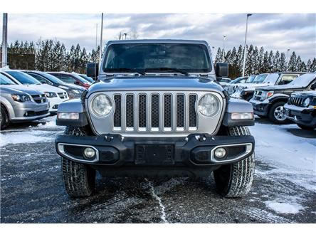 2019 Jeep Wrangler Unlimited Sahara (Stk: AB0995) in Abbotsford - Image 2 of 26