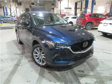 2020 Mazda CX-5 GT w/Turbo (Stk: M2571) in Calgary - Image 1 of 2