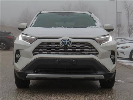 2019 Toyota RAV4 Hybrid  (Stk: 12814G) in Richmond Hill - Image 2 of 24
