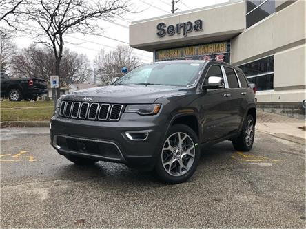 2020 Jeep Grand Cherokee Limited (Stk: 204056) in Toronto - Image 1 of 17