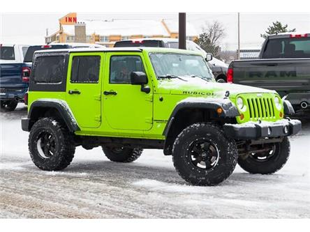 2013 Jeep Wrangler Unlimited Rubicon (Stk: 27228UX) in Barrie - Image 1 of 13