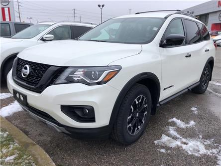 2020 Nissan Pathfinder SV Tech (Stk: W0023) in Cambridge - Image 1 of 5